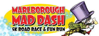 Marlborough Mad Dash 5K Road Race & Fun Run